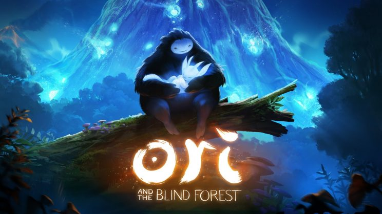 Ori and the Blind Forest Cover